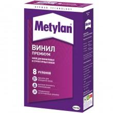 Клей для виниловых и структурных обоев Metylan Винил Премиум, коробка 250гр